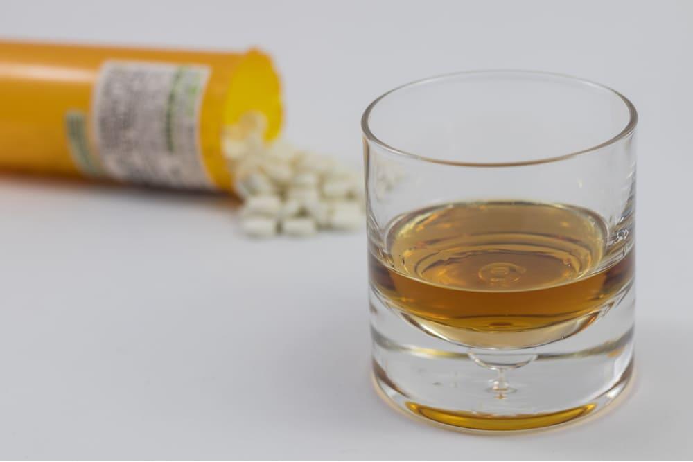 Фенибут и алкоголь последствия